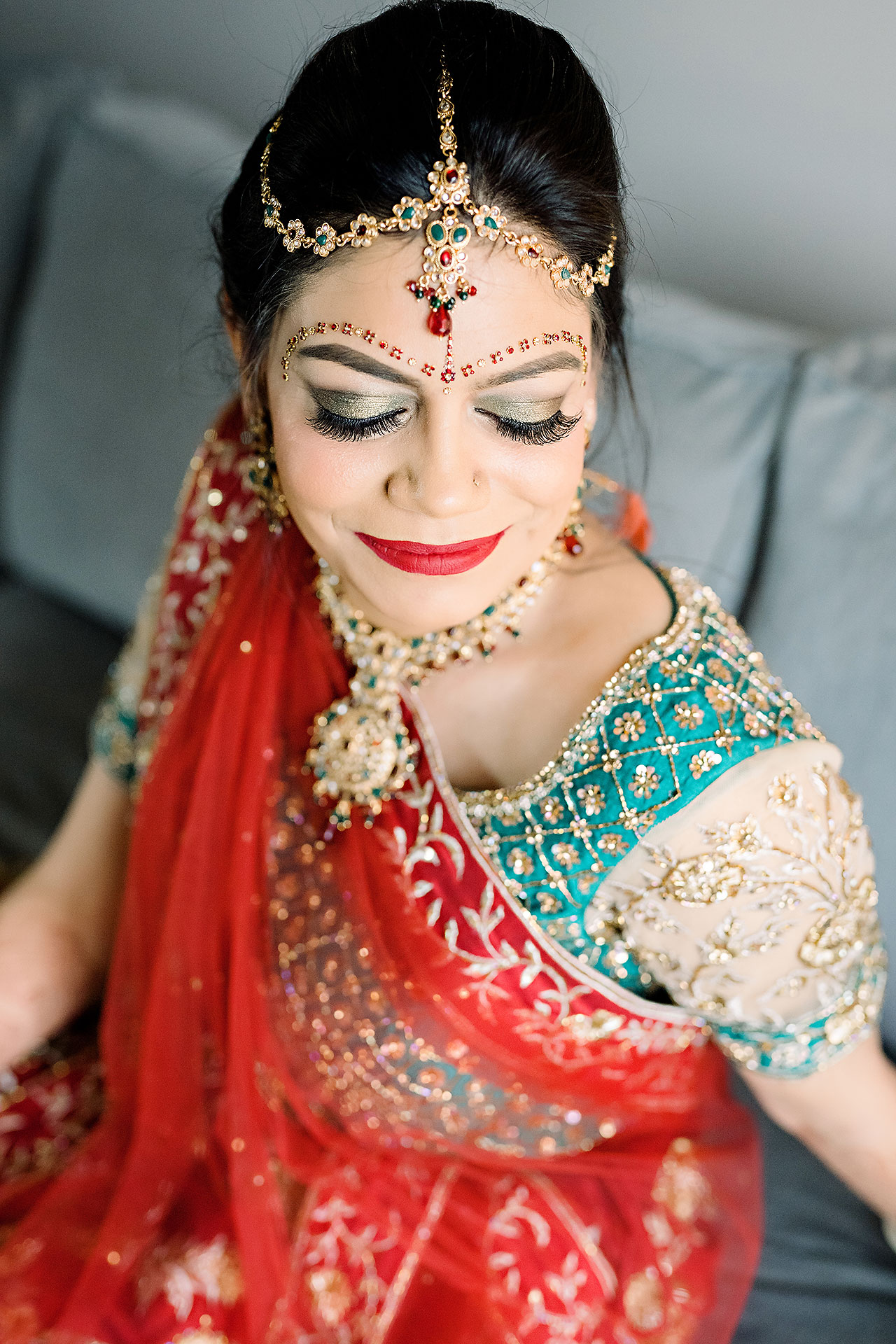 Anisha Thomas Indianapolis Marriott North Indian Wedding 046