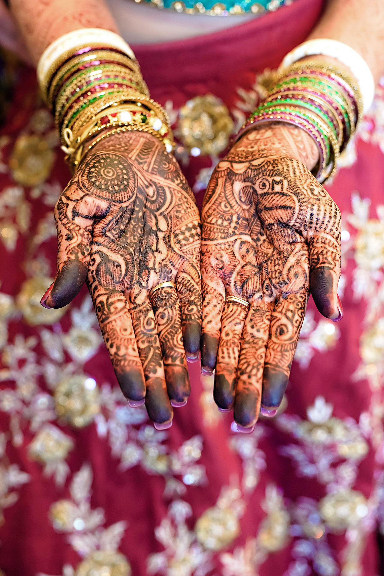 Anisha Thomas Indianapolis Marriott North Indian Wedding 041