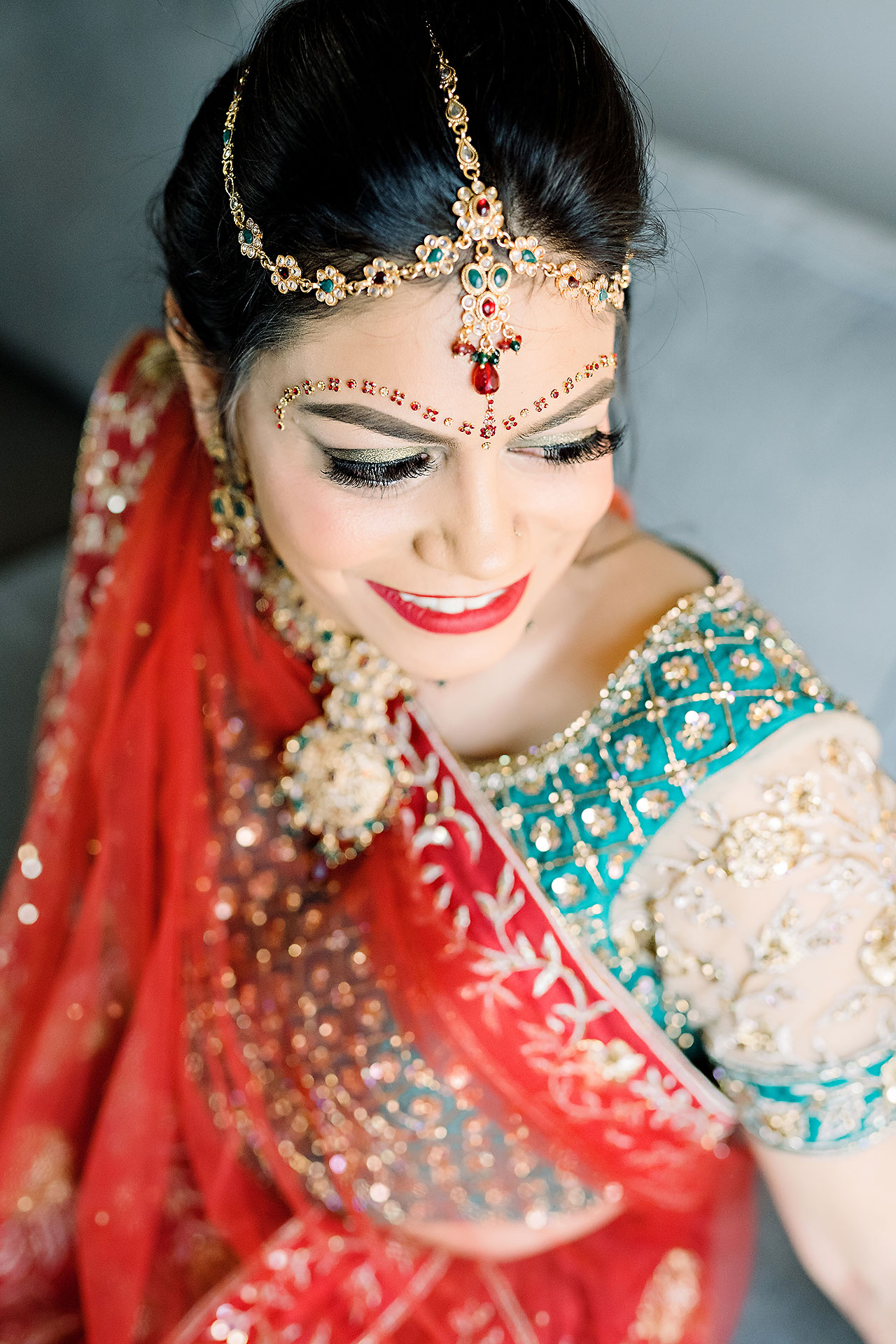 Anisha Thomas Indianapolis Marriott North Indian Wedding 037