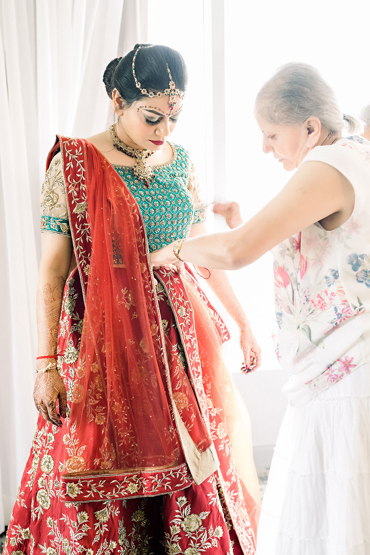 Anisha Thomas Indianapolis Marriott North Indian Wedding 031