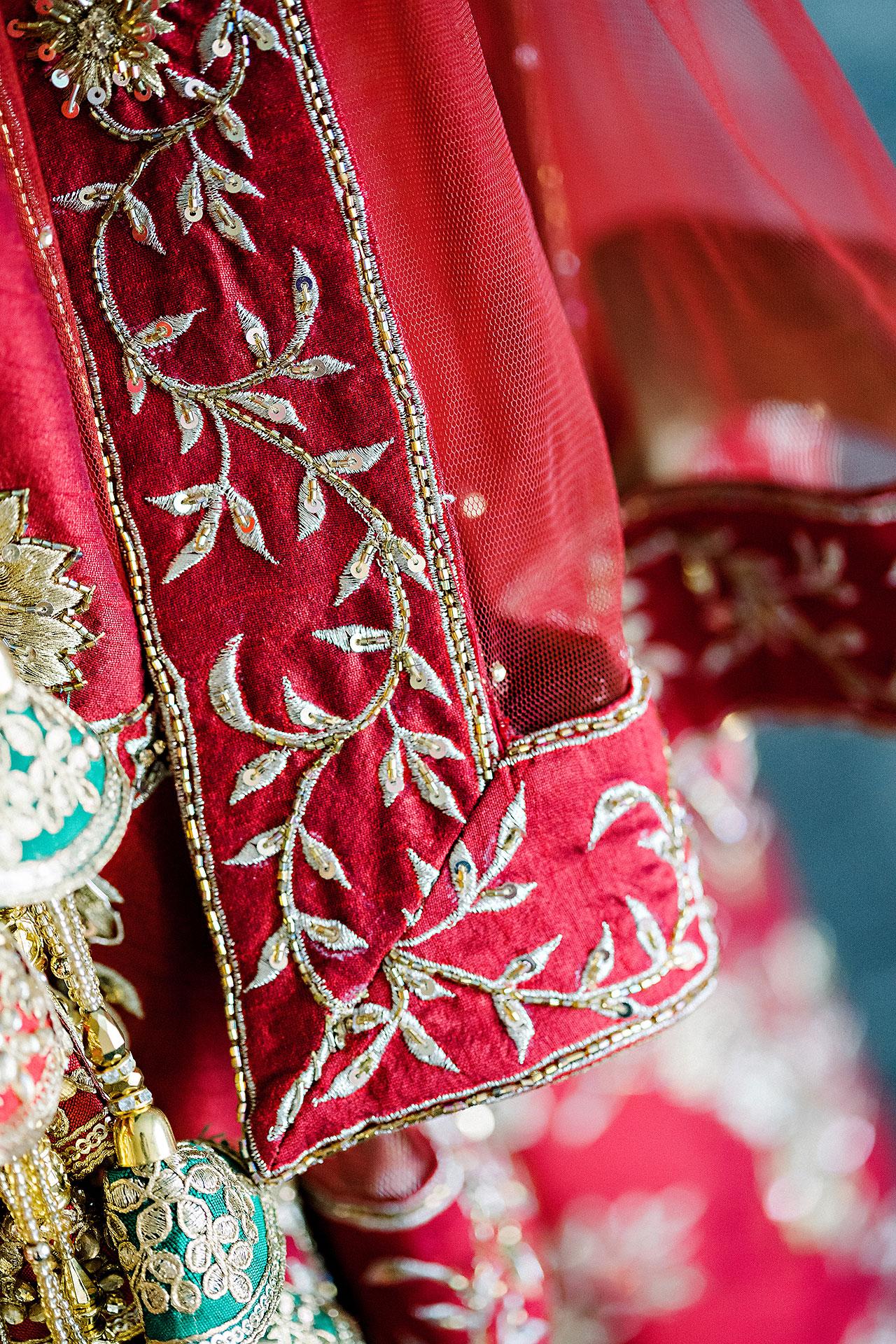 Anisha Thomas Indianapolis Marriott North Indian Wedding 018