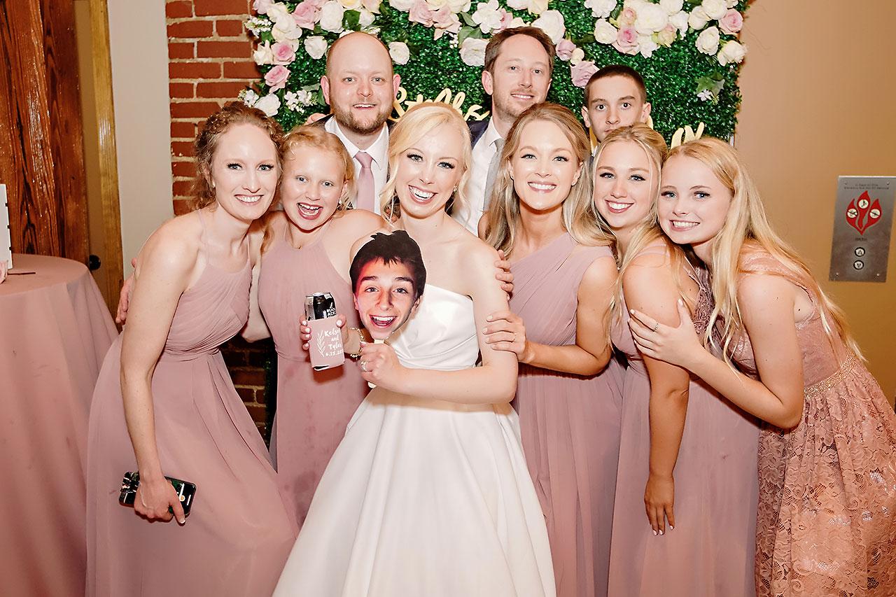 Kelsey Tyler Mavris Indianapolis Wedding 311