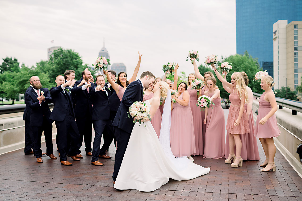 Kelsey Tyler Mavris Indianapolis Wedding 185
