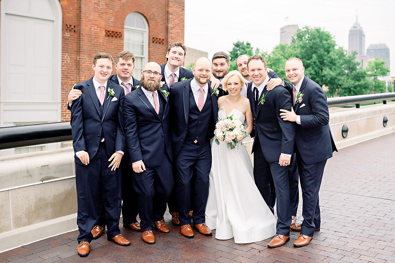 Kelsey Tyler Mavris Indianapolis Wedding 181