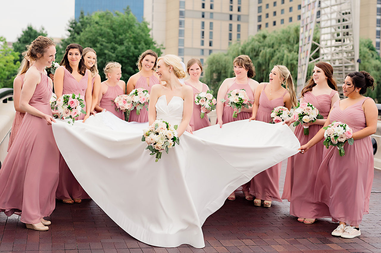 Kelsey Tyler Mavris Indianapolis Wedding 182