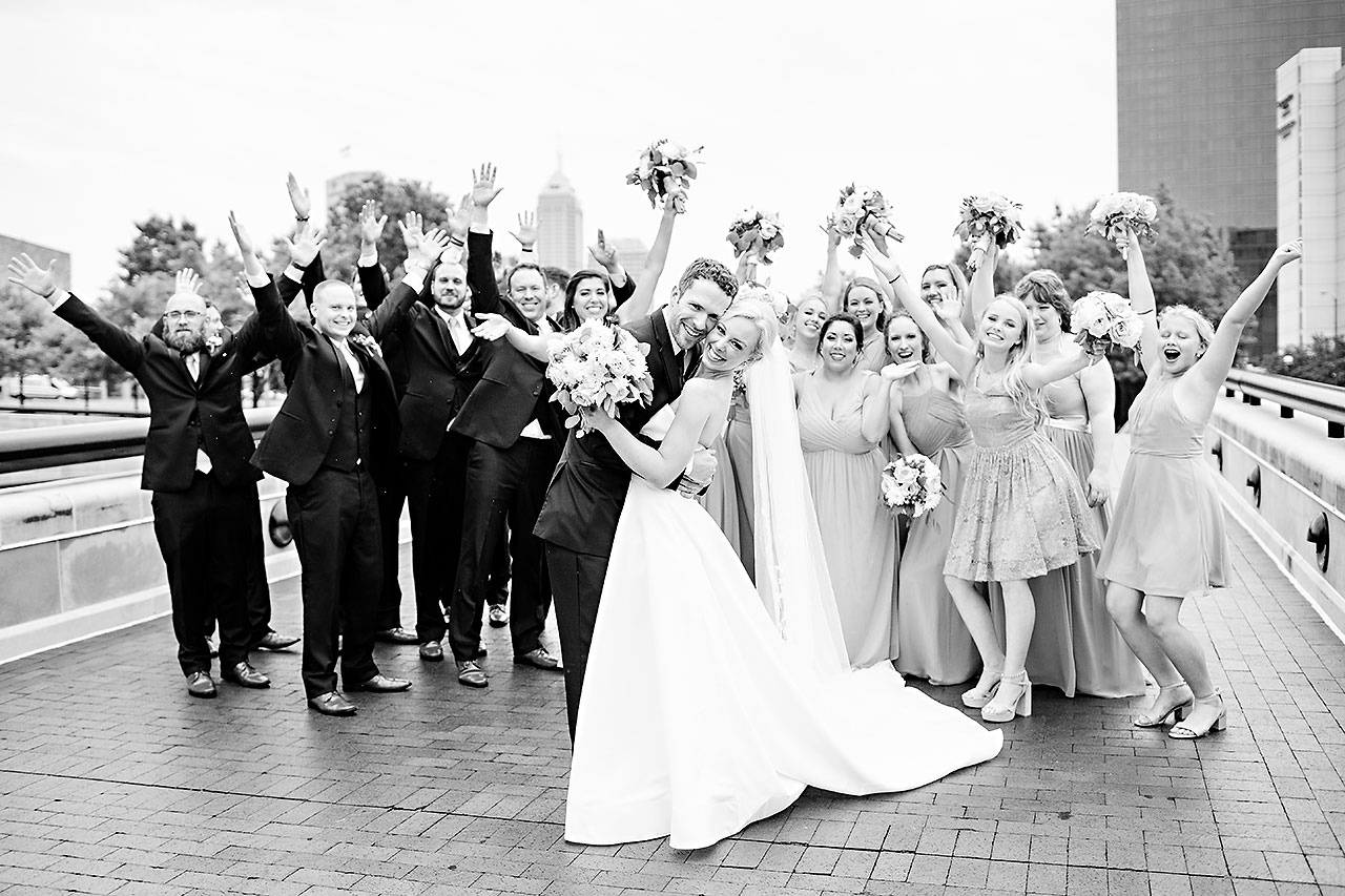 Kelsey Tyler Mavris Indianapolis Wedding 175
