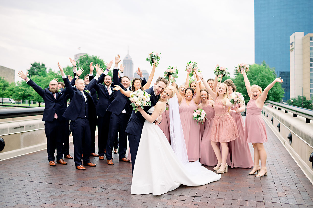 Kelsey Tyler Mavris Indianapolis Wedding 155