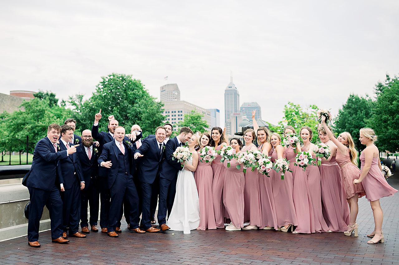 Kelsey Tyler Mavris Indianapolis Wedding 149