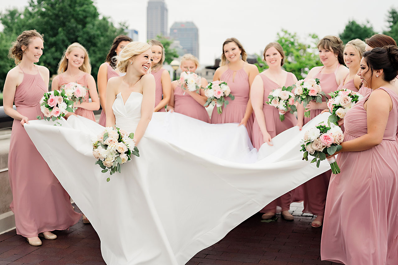 Kelsey Tyler Mavris Indianapolis Wedding 133