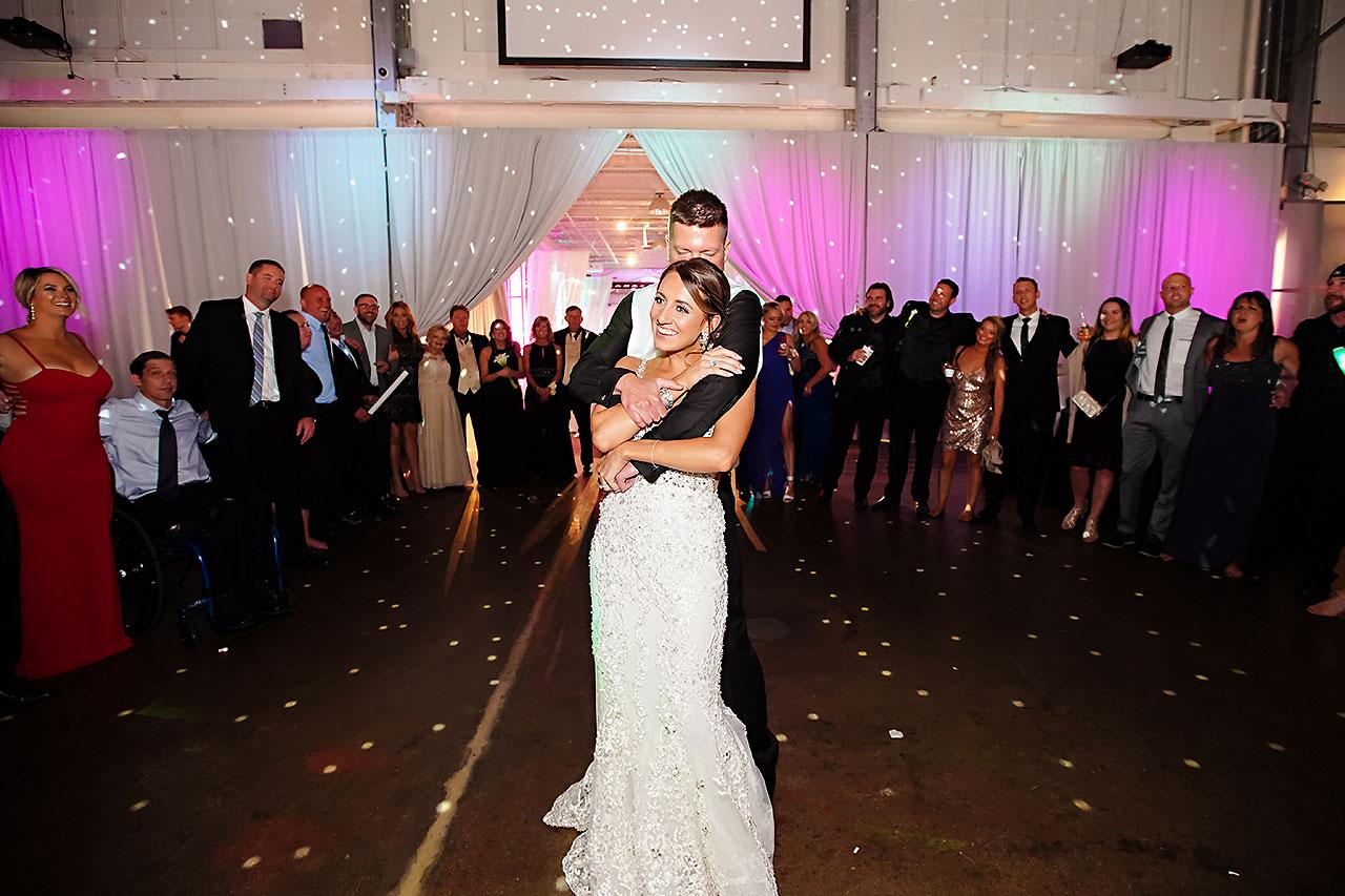 Megan Kyle Crane Bay Indianapolis Wedding 325