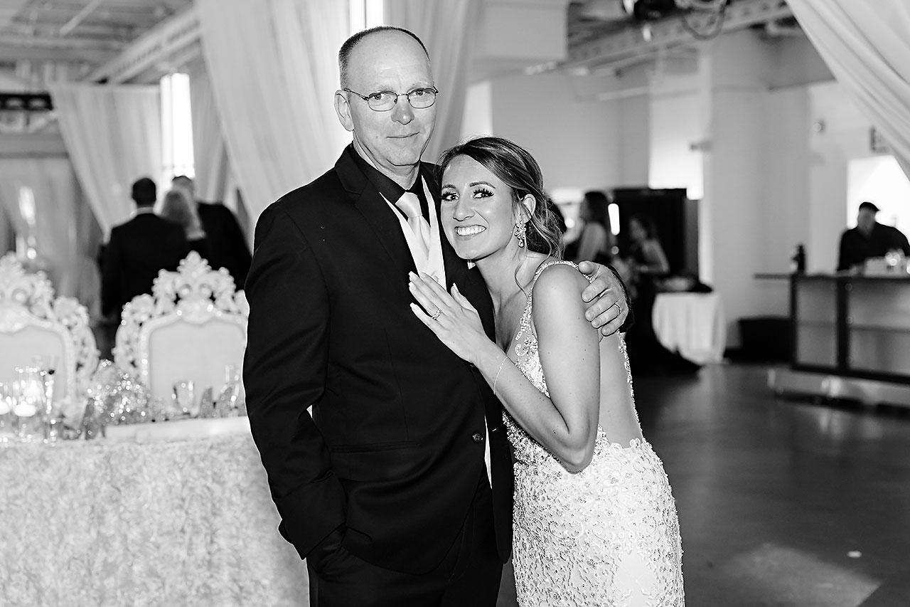 Megan Kyle Crane Bay Indianapolis Wedding 316