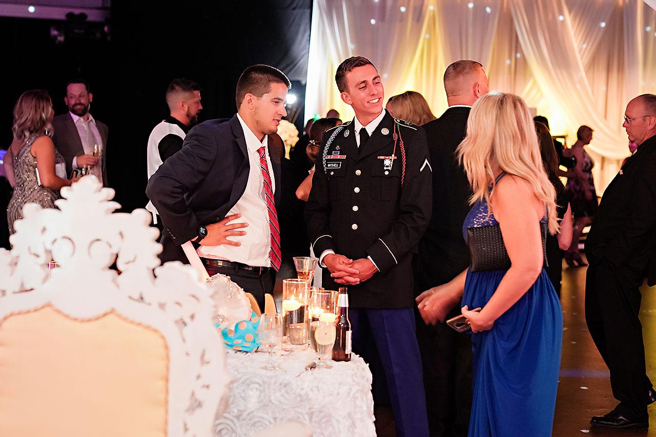 Megan Kyle Crane Bay Indianapolis Wedding 318