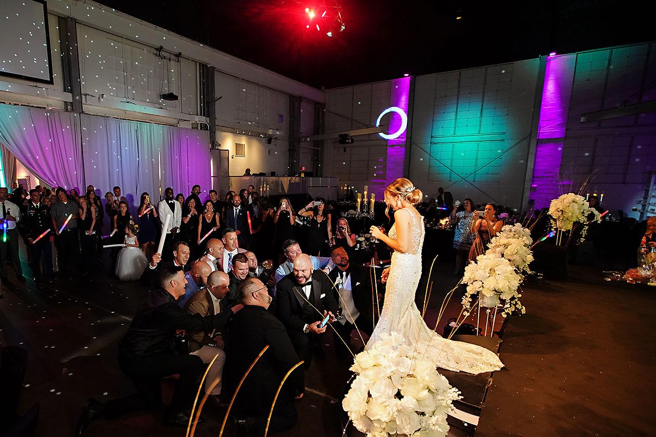 Megan Kyle Crane Bay Indianapolis Wedding 311