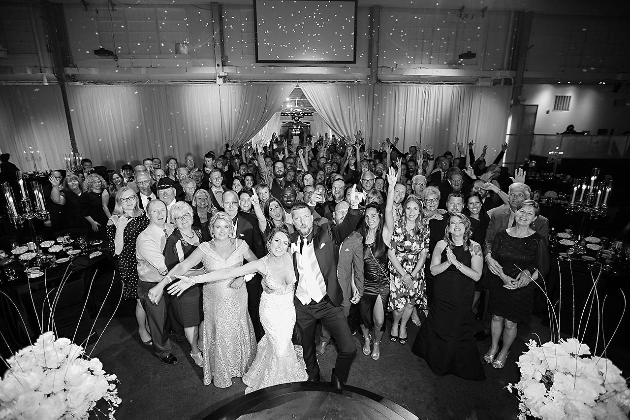 Megan Kyle Crane Bay Indianapolis Wedding 308