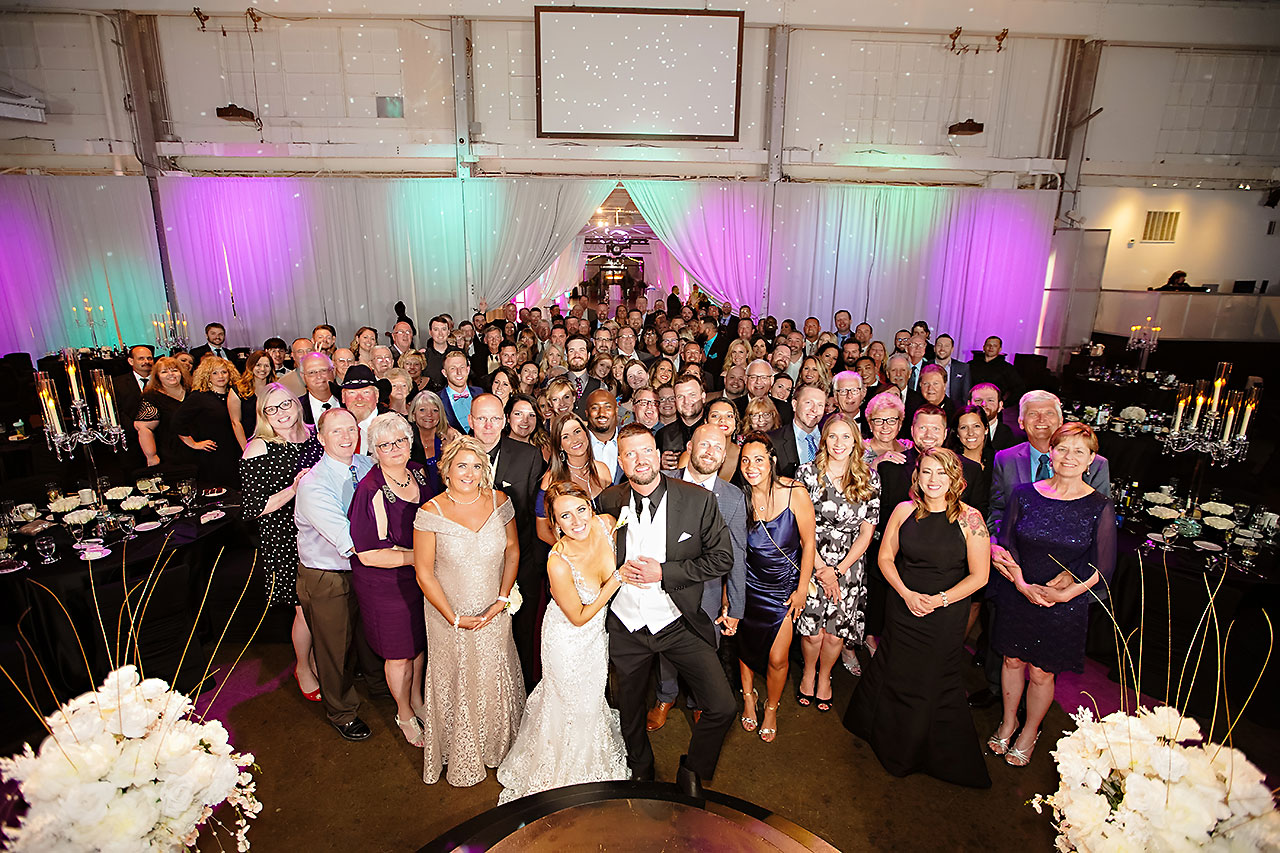 Megan Kyle Crane Bay Indianapolis Wedding 307