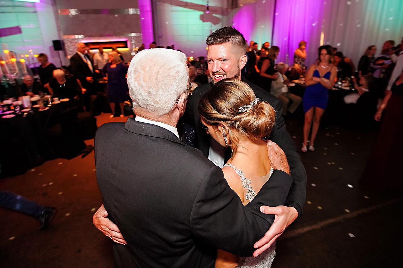 Megan Kyle Crane Bay Indianapolis Wedding 305