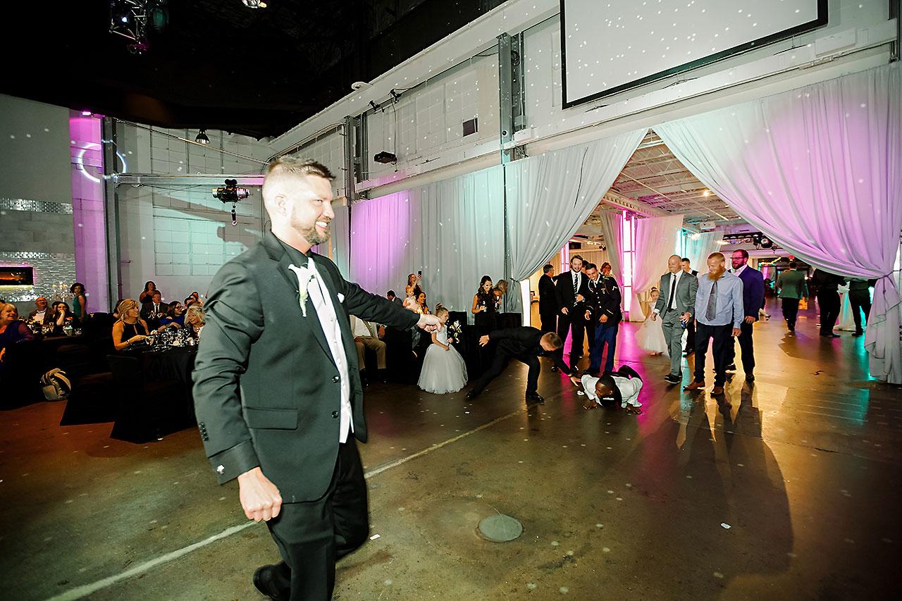 Megan Kyle Crane Bay Indianapolis Wedding 299