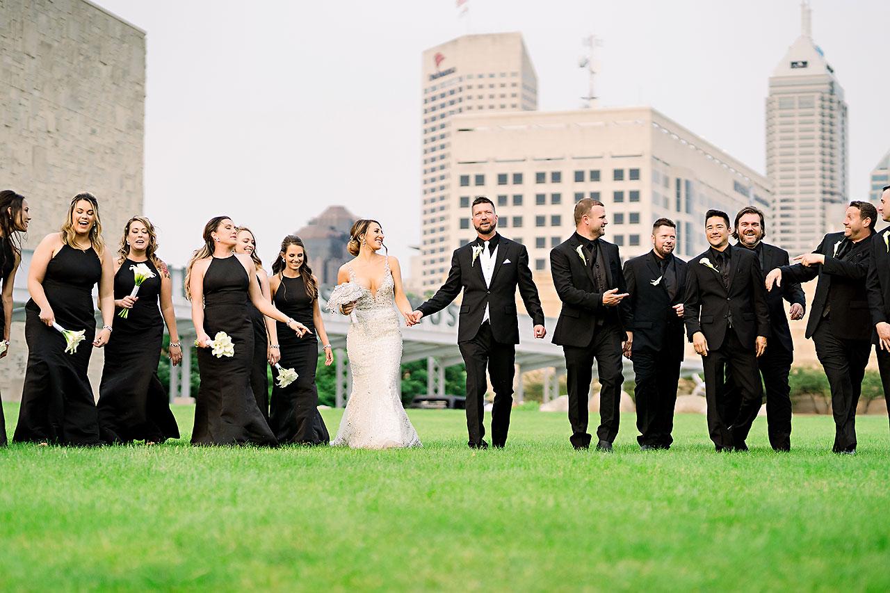 Megan Kyle Crane Bay Indianapolis Wedding 208
