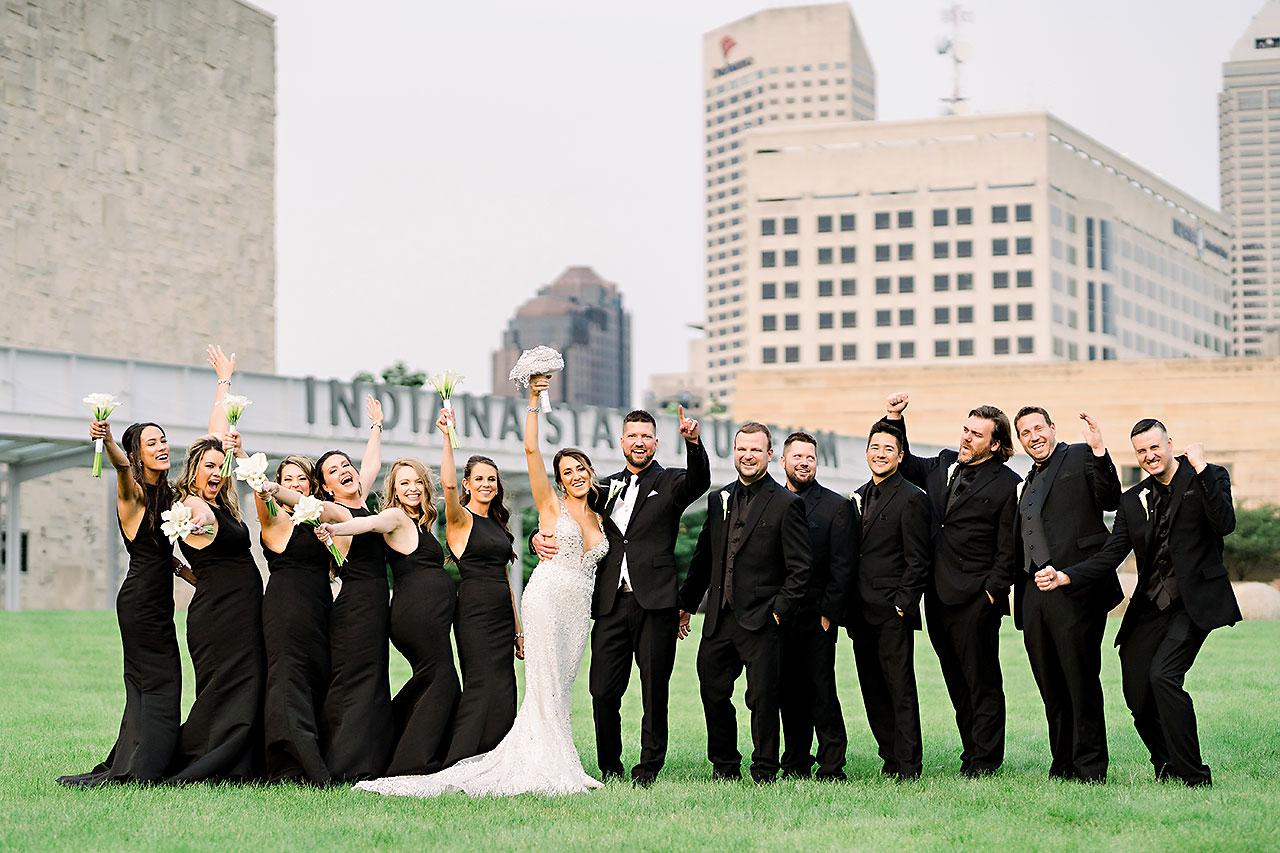 Megan Kyle Crane Bay Indianapolis Wedding 204