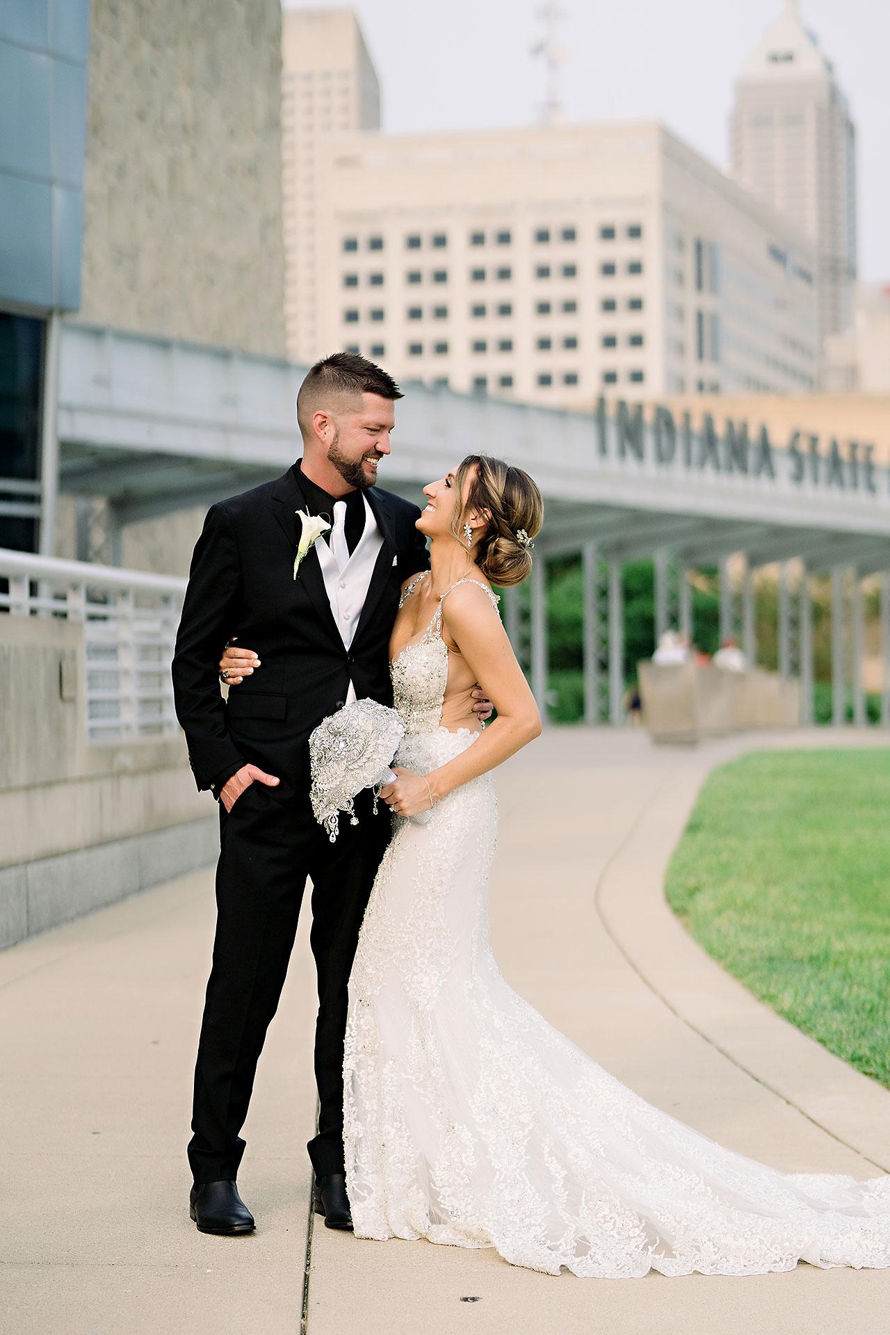 Megan Kyle Crane Bay Indianapolis Wedding 187