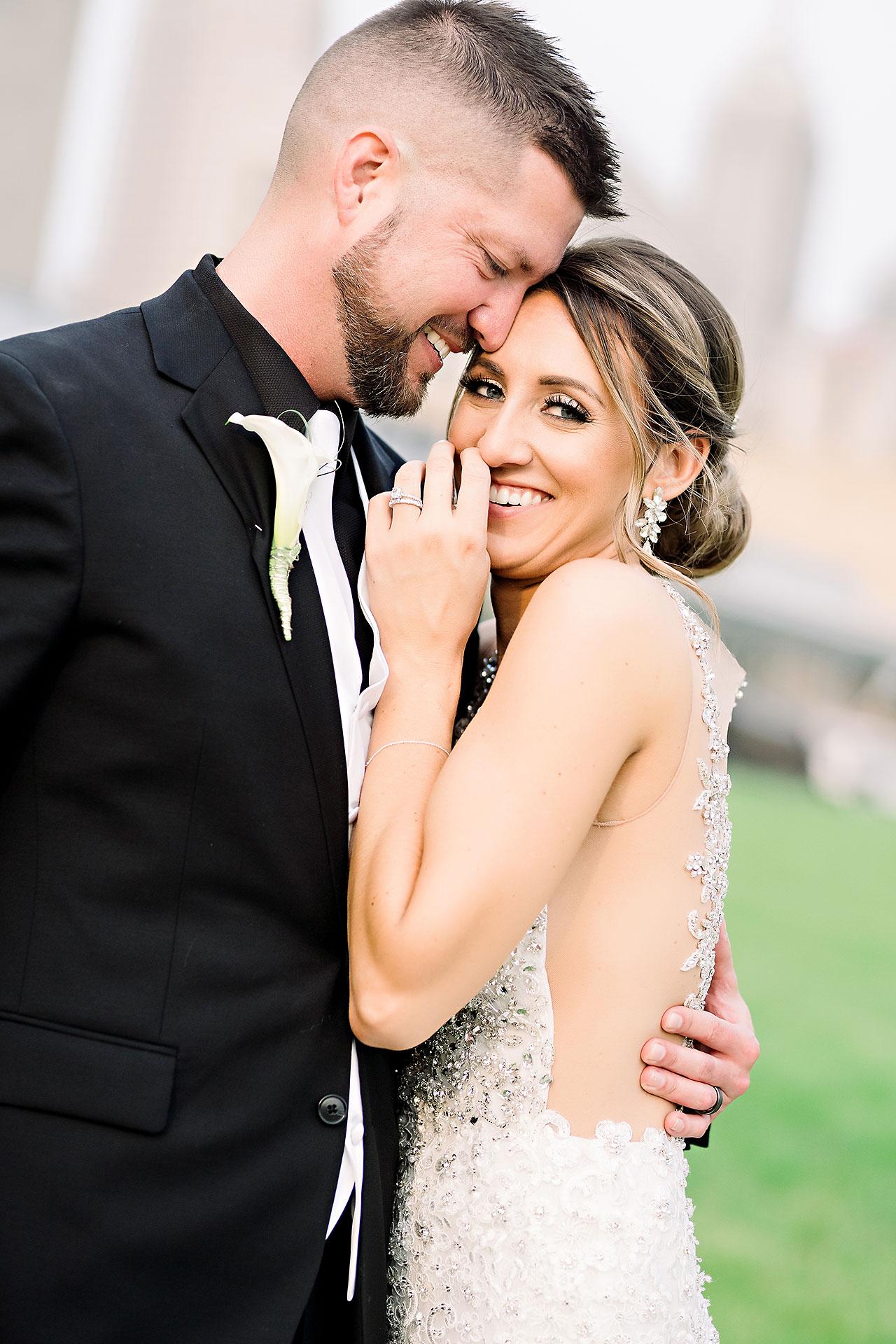 Megan Kyle Crane Bay Indianapolis Wedding 182