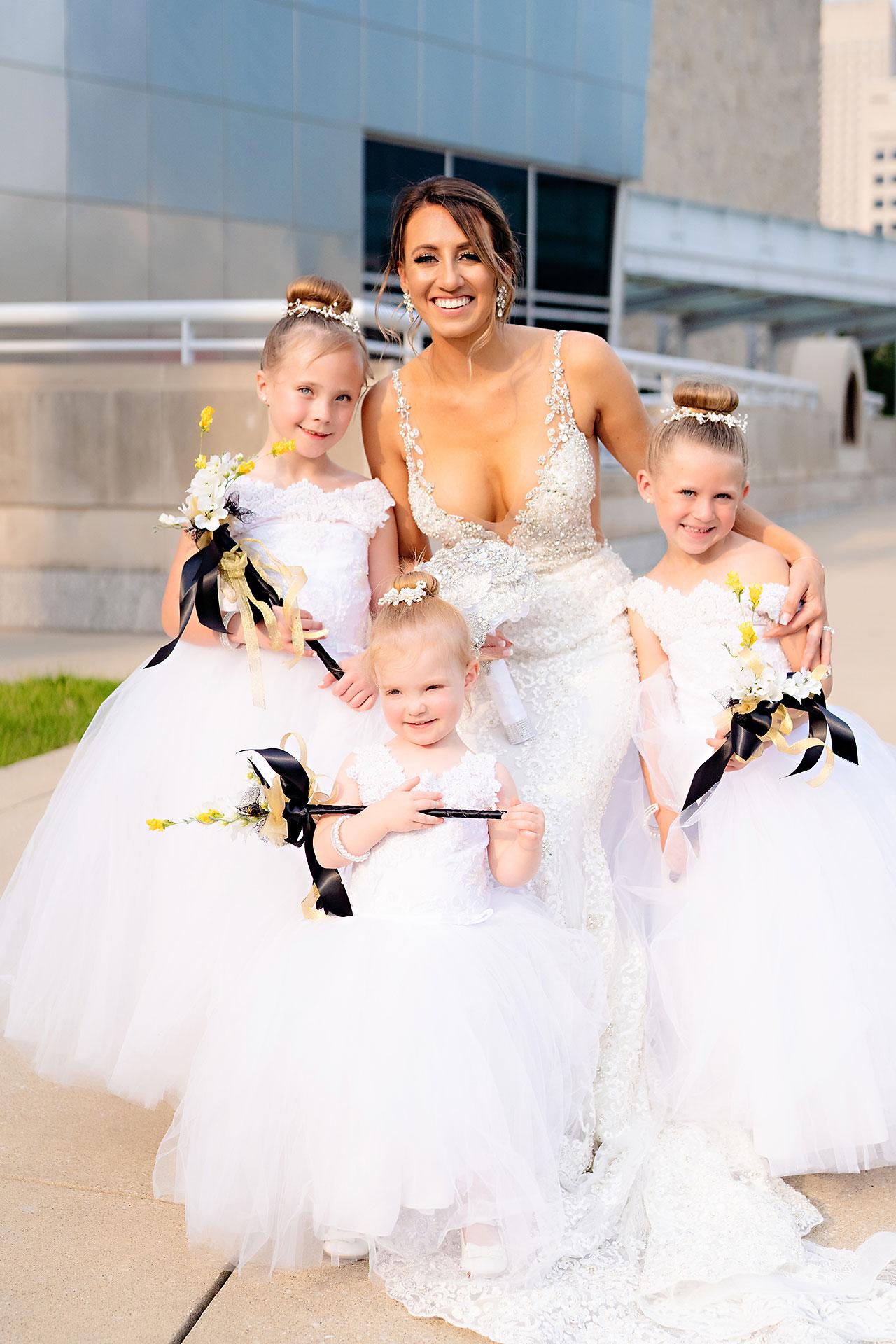 Megan Kyle Crane Bay Indianapolis Wedding 177