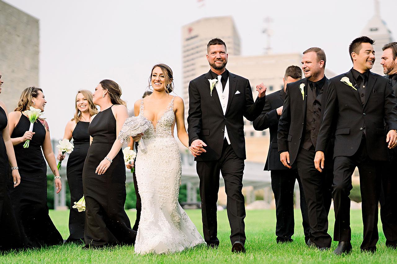 Megan Kyle Crane Bay Indianapolis Wedding 174
