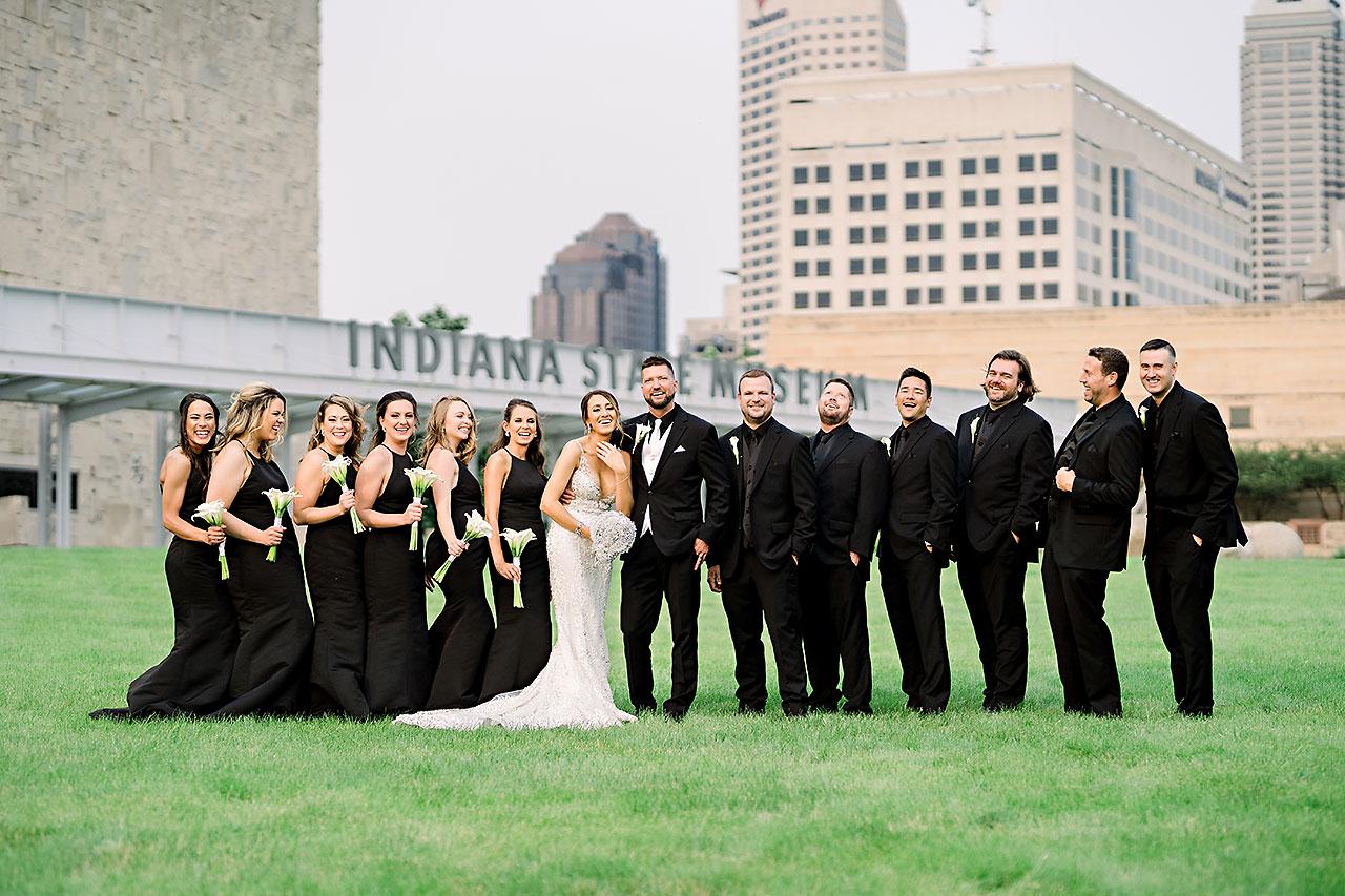 Megan Kyle Crane Bay Indianapolis Wedding 171