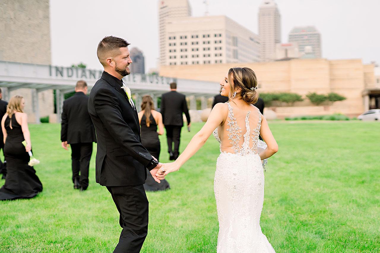 Megan Kyle Crane Bay Indianapolis Wedding 172