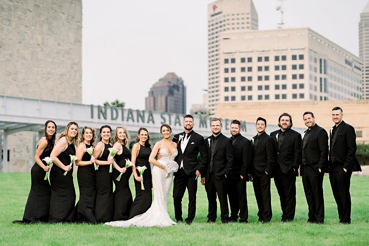 Megan Kyle Crane Bay Indianapolis Wedding 169