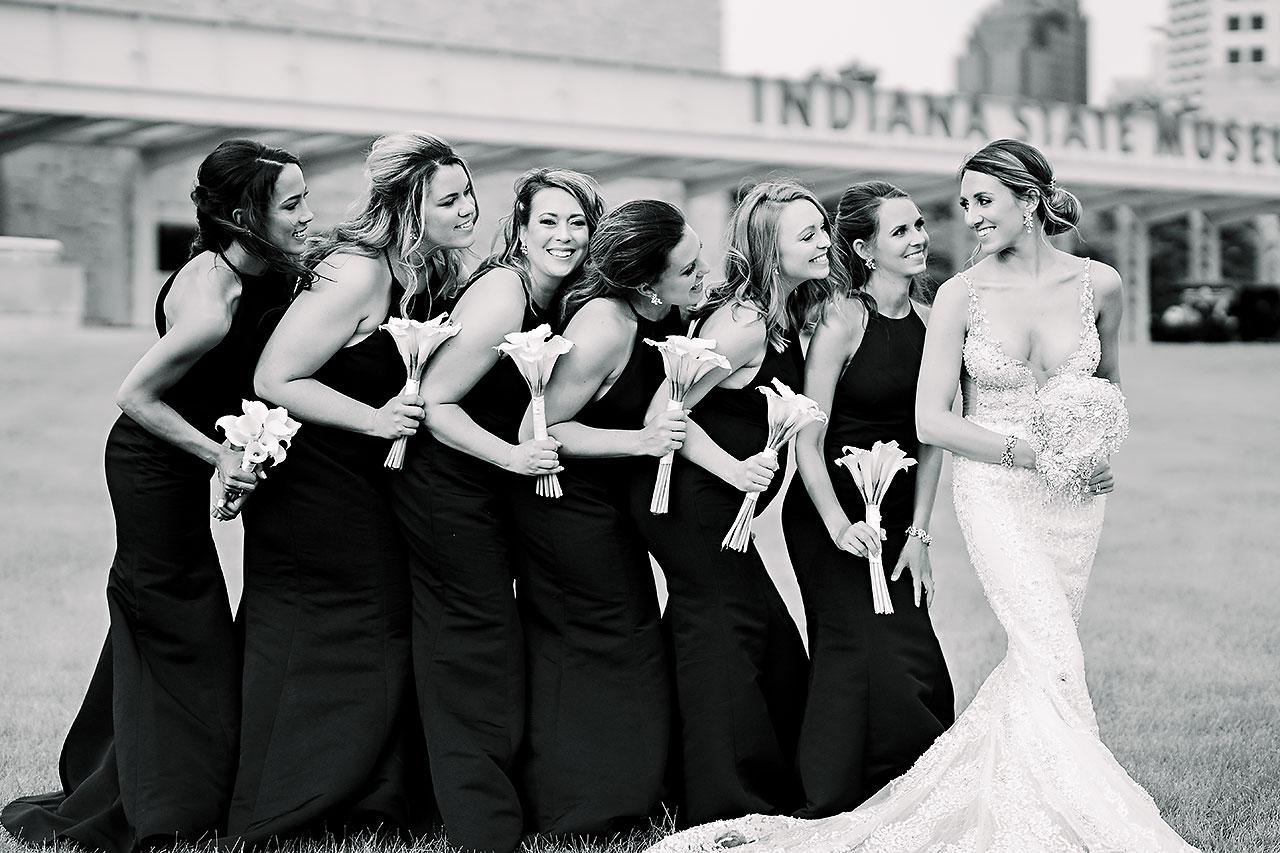Megan Kyle Crane Bay Indianapolis Wedding 167