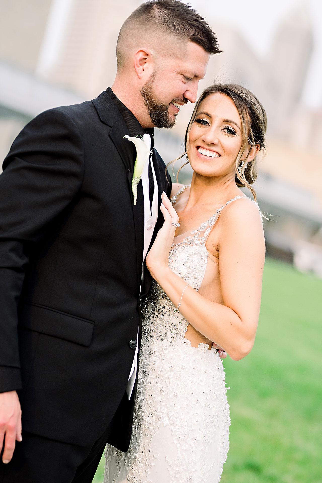 Megan Kyle Crane Bay Indianapolis Wedding 163