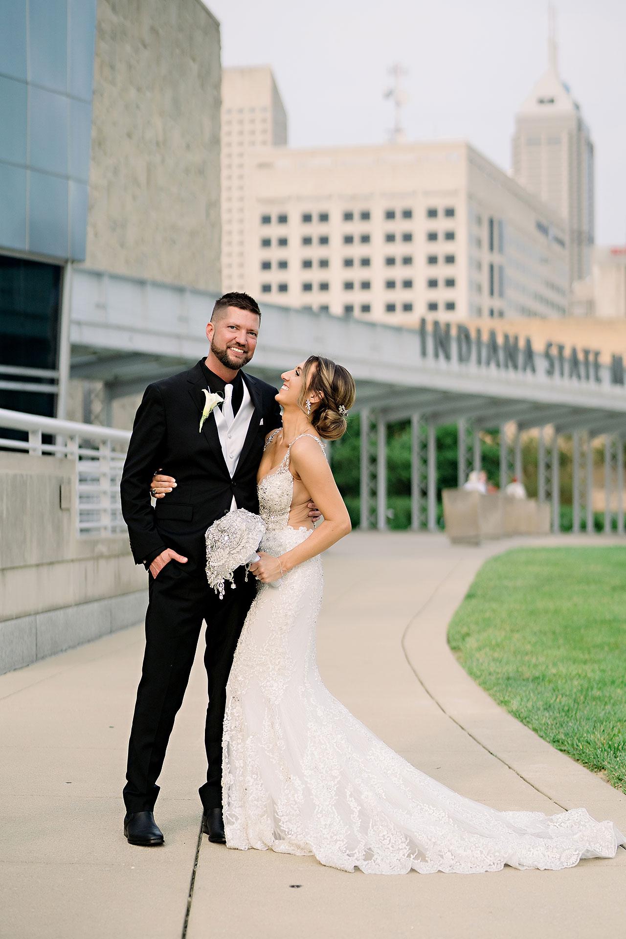 Megan Kyle Crane Bay Indianapolis Wedding 160
