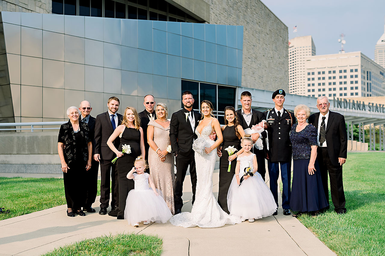 Megan Kyle Crane Bay Indianapolis Wedding 141