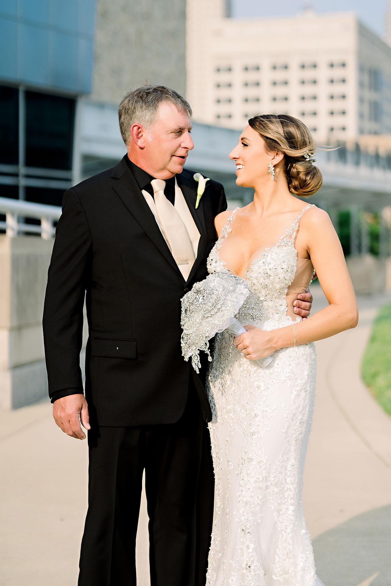 Megan Kyle Crane Bay Indianapolis Wedding 142
