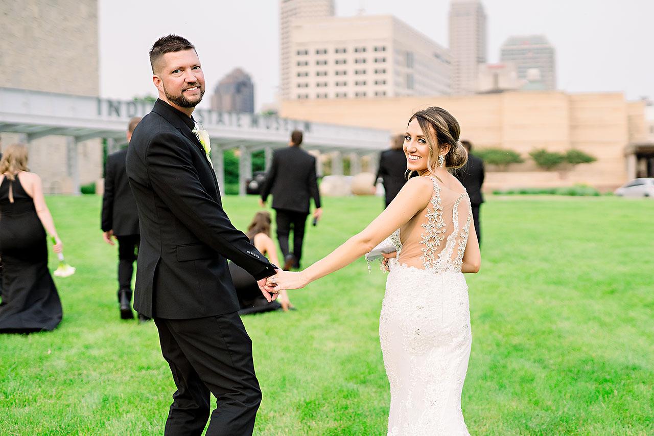Megan Kyle Crane Bay Indianapolis Wedding 138