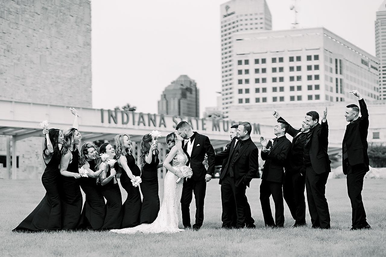 Megan Kyle Crane Bay Indianapolis Wedding 139