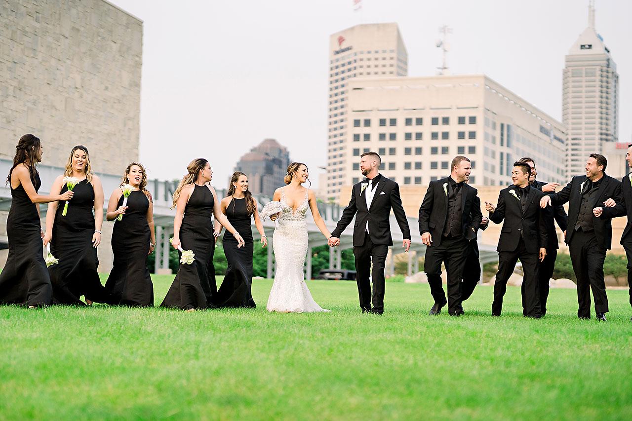Megan Kyle Crane Bay Indianapolis Wedding 137