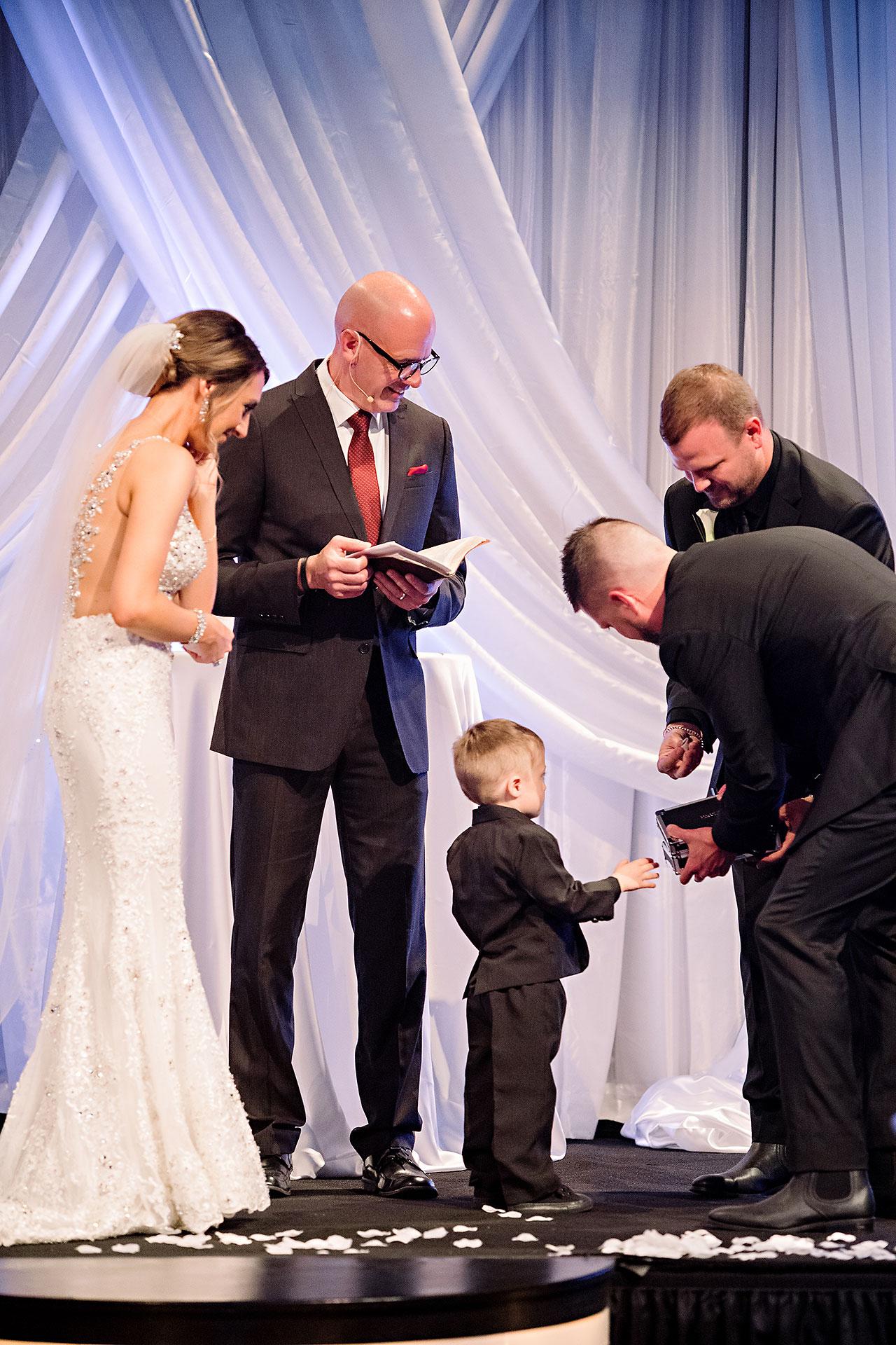 Megan Kyle Crane Bay Indianapolis Wedding 107