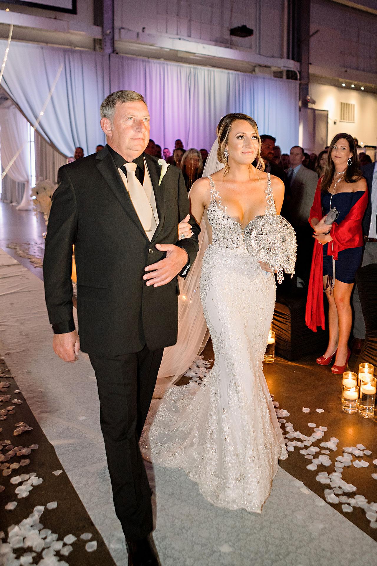 Megan Kyle Crane Bay Indianapolis Wedding 101
