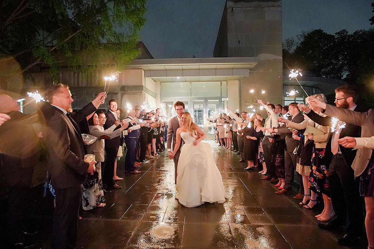 Lauren Andy Newfields Indianapolis Museum of Art Wedding 334
