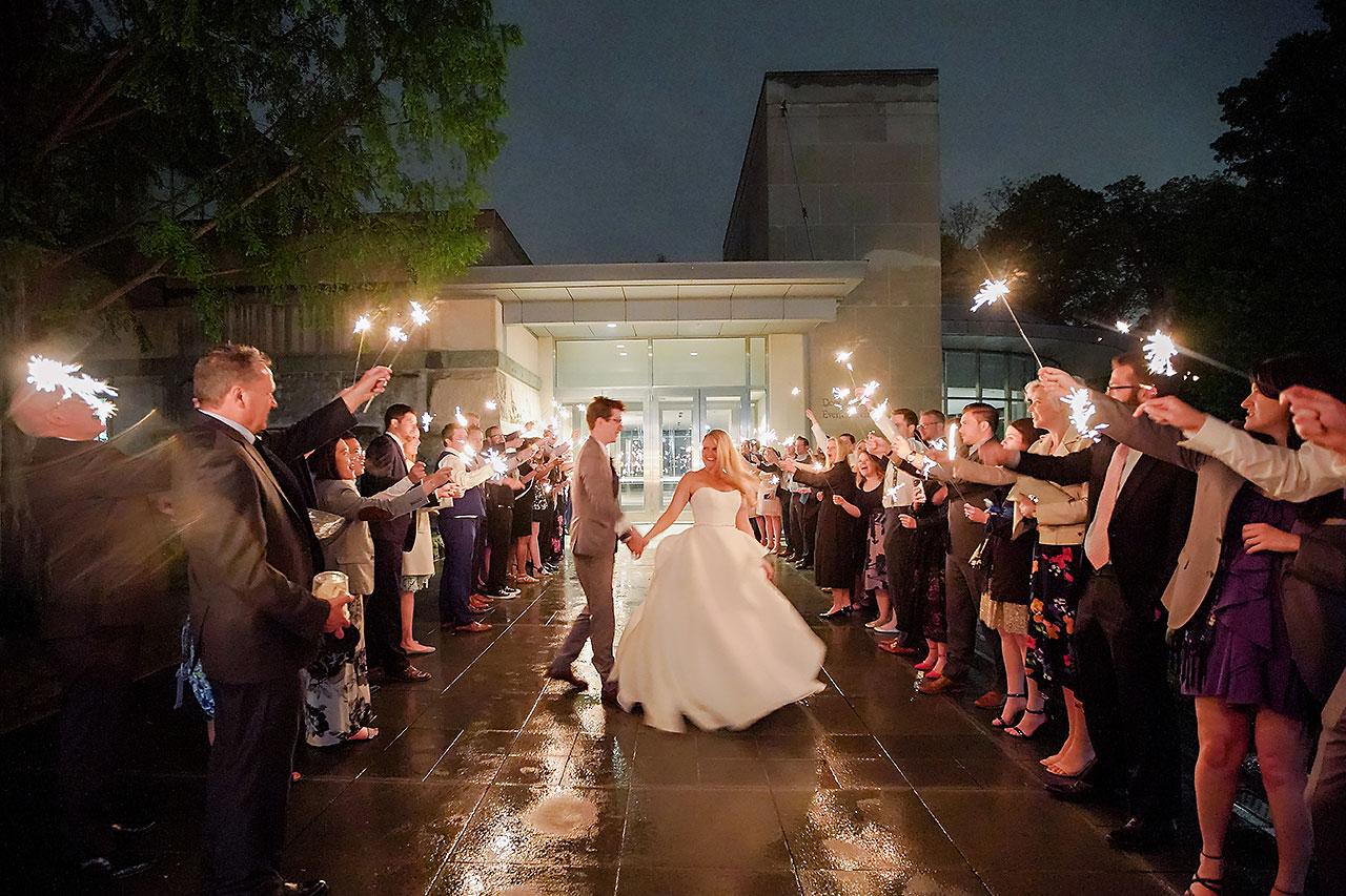 Lauren Andy Newfields Indianapolis Museum of Art Wedding 331