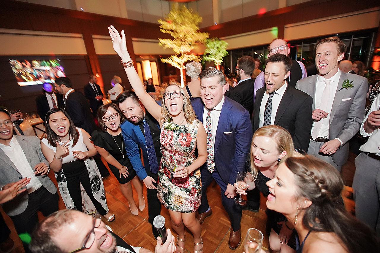 Lauren Andy Newfields Indianapolis Museum of Art Wedding 322