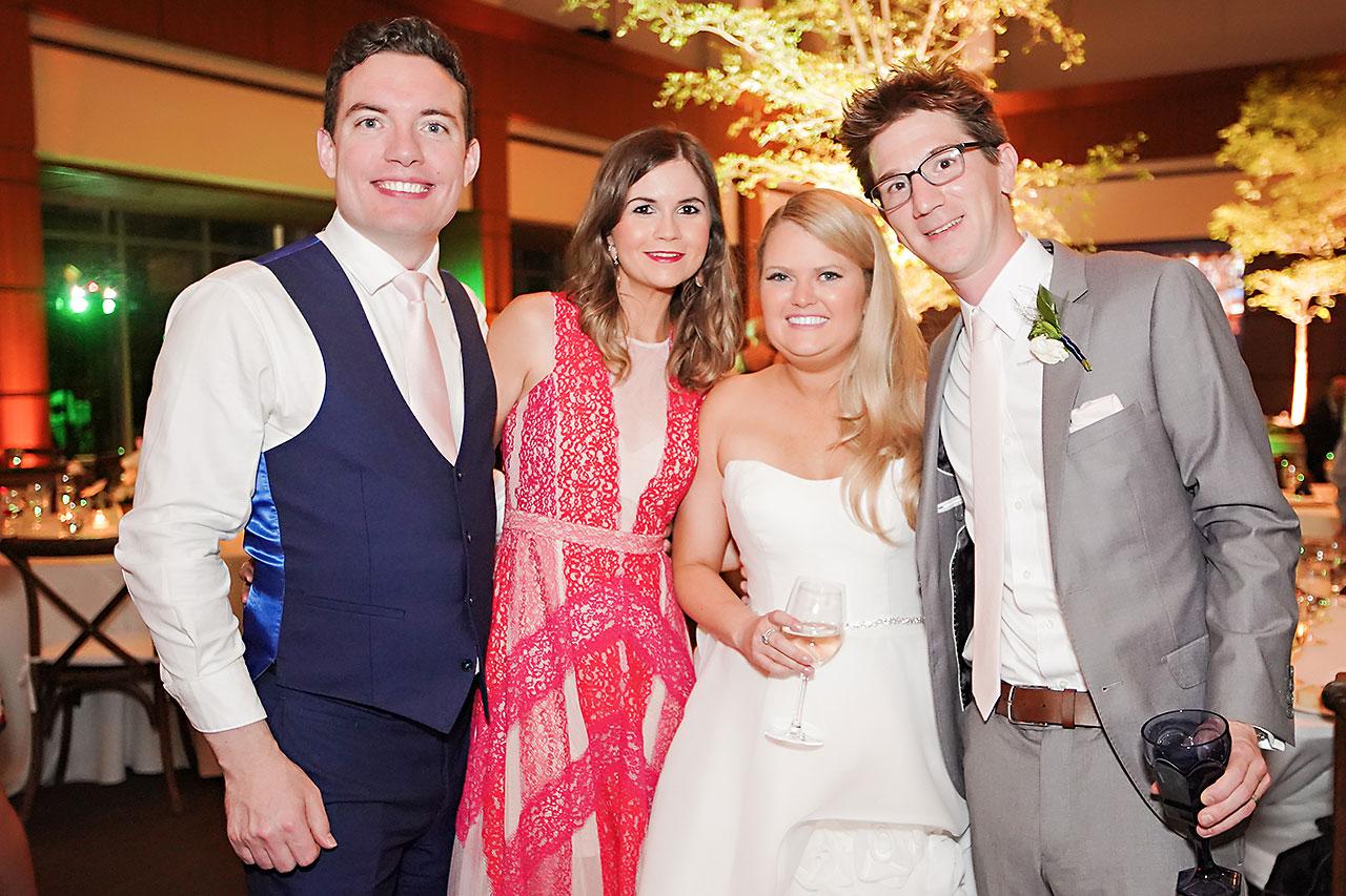 Lauren Andy Newfields Indianapolis Museum of Art Wedding 311