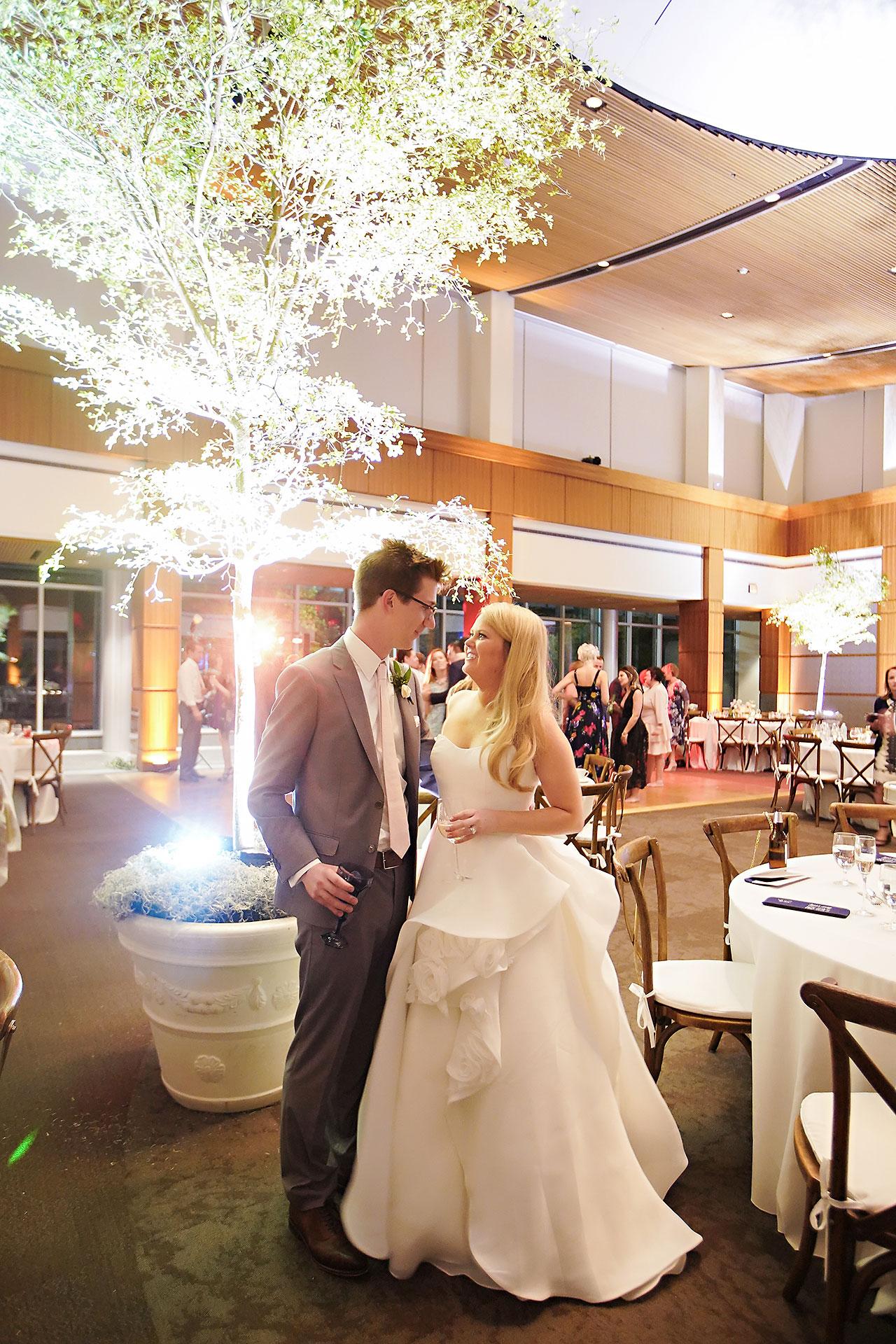 Lauren Andy Newfields Indianapolis Museum of Art Wedding 308