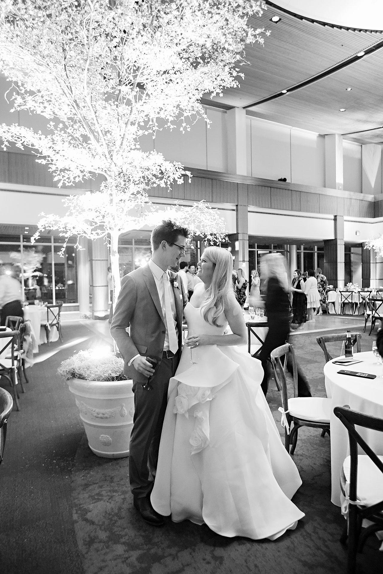 Lauren Andy Newfields Indianapolis Museum of Art Wedding 303