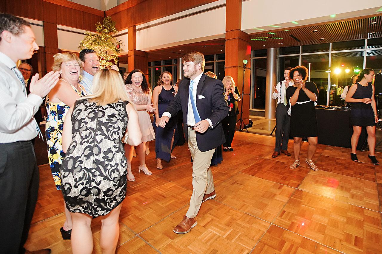 Lauren Andy Newfields Indianapolis Museum of Art Wedding 297