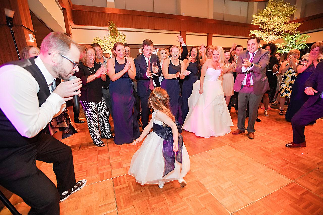 Lauren Andy Newfields Indianapolis Museum of Art Wedding 284