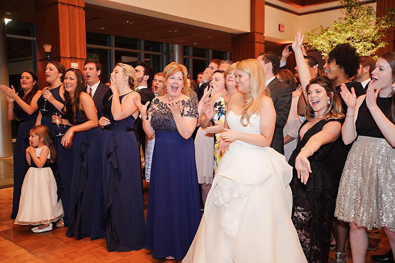 Lauren Andy Newfields Indianapolis Museum of Art Wedding 275
