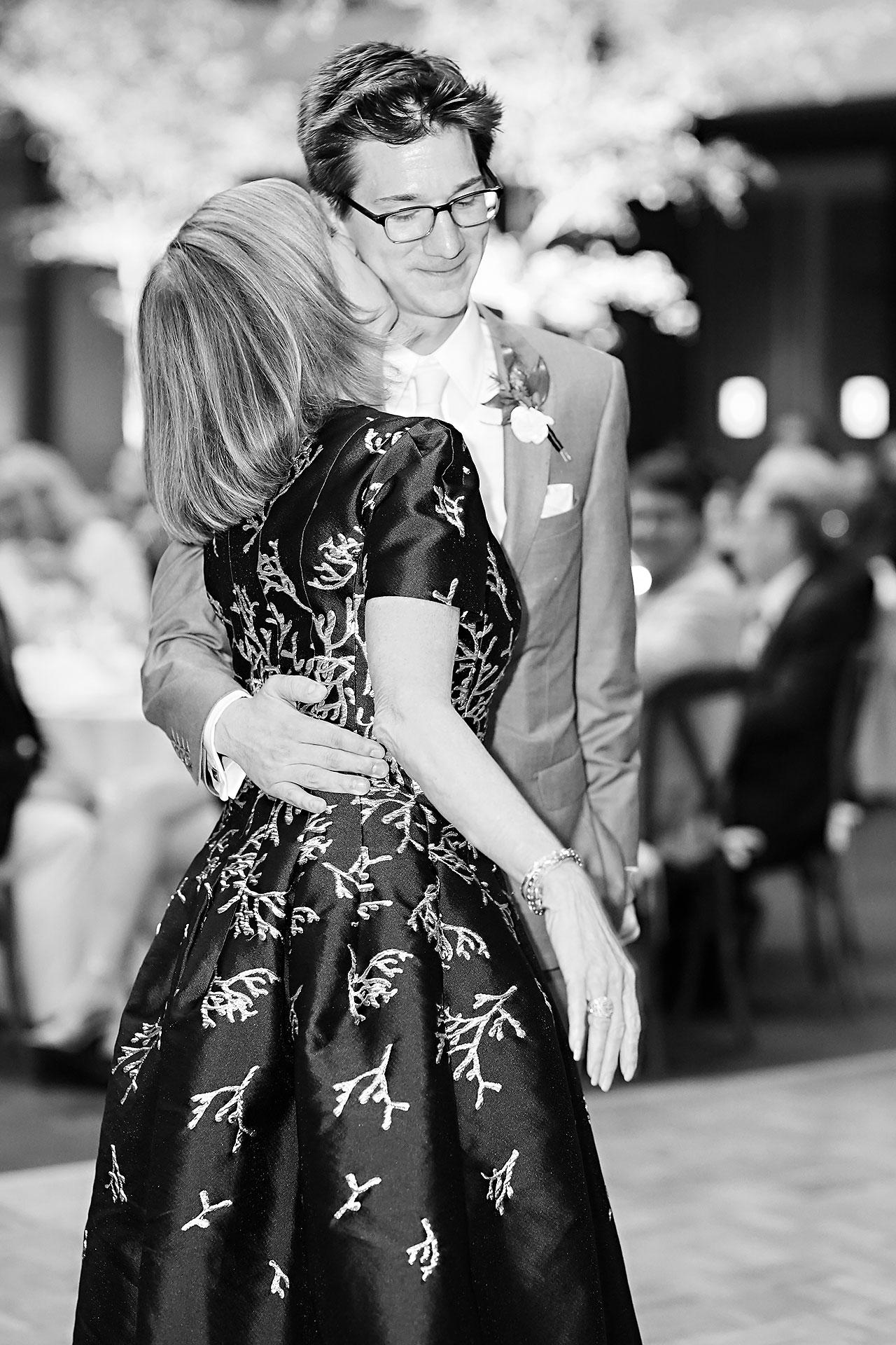 Lauren Andy Newfields Indianapolis Museum of Art Wedding 273